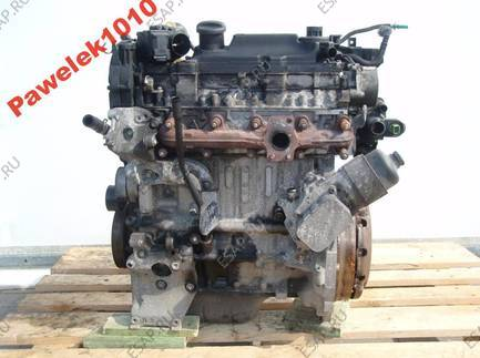 Peugeot 207 - двигатель 1.4 HDI