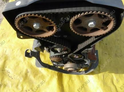 PEUGEOT 207 двигатель 1.6 16V