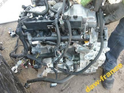 PEUGEOT 207 двигатель бензиновый 1.4 1,4 8V  2010 KFT