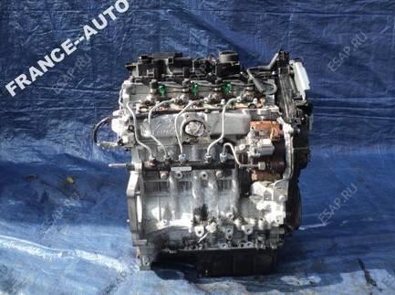 PEUGEOT 308 1.6 E-HDI 2012 двигатель БЕЗ НАВЕСНОГО ОБОРУДОВАНИЯ 10JBEL