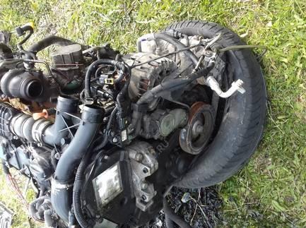 peugeot 308 1.6hdi .9H06.  двигатель комплектный