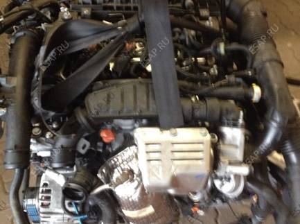 Peugeot 308 2016 двигатель 1.2 THP PureTech 131 KM