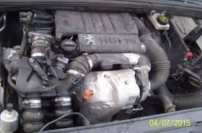 PEUGEOT 308 двигатель 1.6 HDI 110KM 67tys.л.с..
