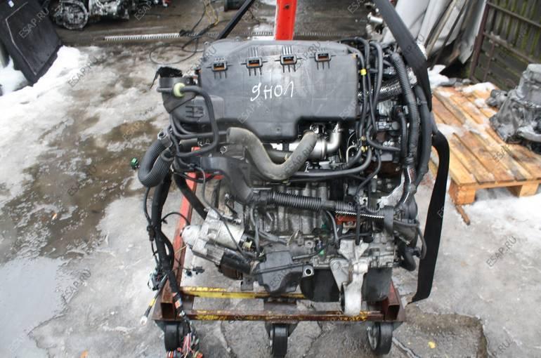 PEUGEOT 308 двигатель 1.6 HDI 2010 год.