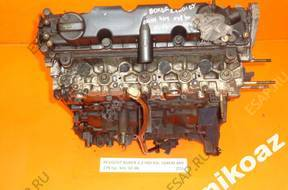 PEUGEOT BOXER 2.2 HDI 03 104KM RHY двигатель