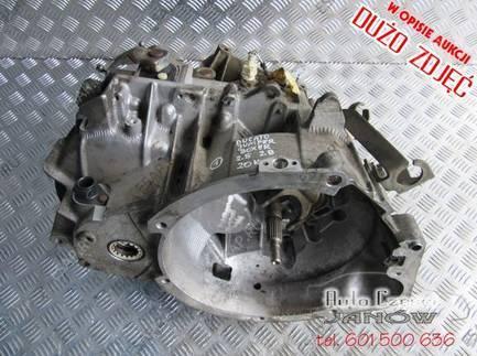 Peugeot Boxer 2.8 TDI HDI КОРОБКА ПЕРЕДАЧ 20KM57