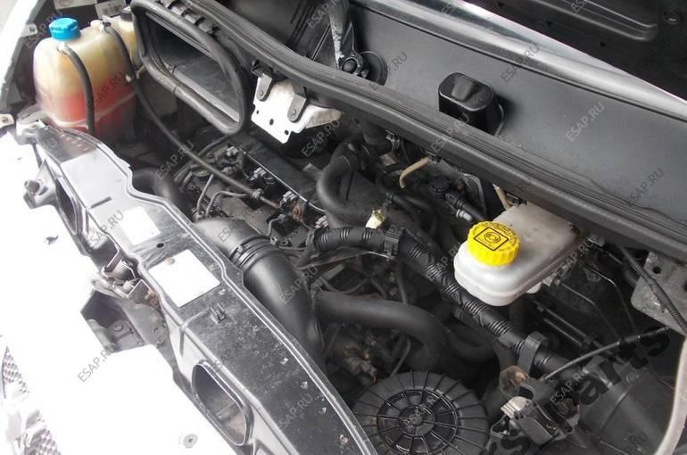 PEUGEOT BOXER CITROEN JUMPER  2,2 двигатель 4HU 4HV