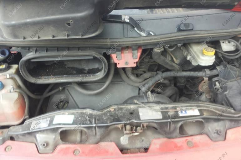 PEUGEOT BOXER CITROEN JUMPER 2.2 06-11r двигатель