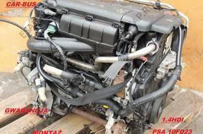 PEUGEOT CITROEN двигатель 1.4 HDI 8HX PSA 10FD23 Kpl