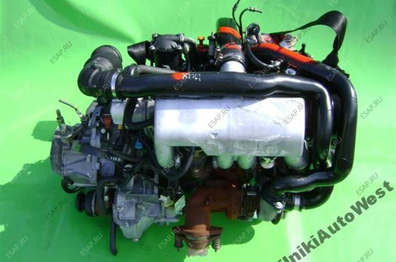 PEUGEOT EXPERT BOXER 806 двигатель 1.9 TD DHY GWARANC