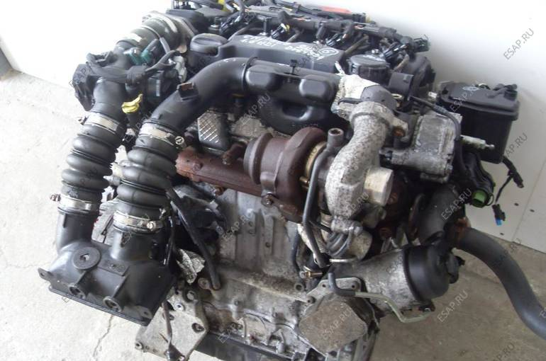 PEUGEOT PARTNER 307 207 1.6 HDI 9HZ двигатель