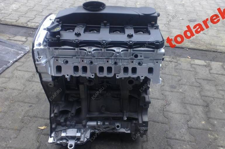 Regenerowany двигатель BOXER JUMPER 2009 2.2 HDI 120