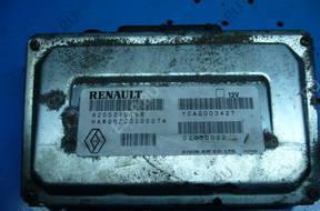 RENAULT 3,0 V6 DCI БЛОК УПРАВЛЕНИЯ КПП 8200210168