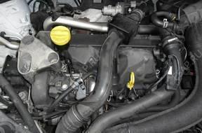 Renault Clio III Megane II двигатель komplet. 1.5 DCI