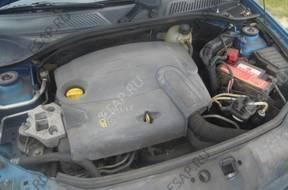 Renault Clio Kango Twingo двигатель 1.5 DCI K9K B 702