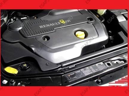 RENAULT LAGUNA 2 1,9 DCI 120 KM двигатель 158TYS