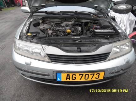 Renault Laguna 2  1.9 dci КОРОБКА ПЕРЕДАЧw 6-СТУПЕНЧАТАЯw
