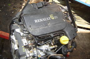 RENAULT LAGUNA CLIO двигатель 1.9 DTI SYMBOL F8T