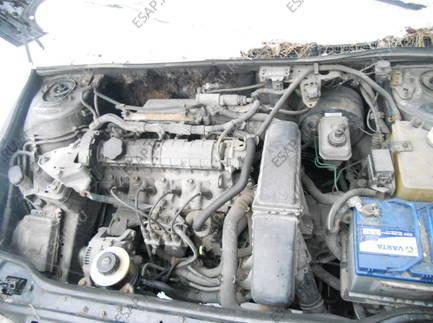 RENAULT LAGUNA двигатель 1.8 B
