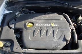 RENAULT LAGUNA II ESPACE VEL SATIS 2.2 DCI двигатель