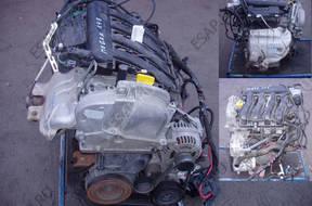 Renault Meagane III двигатель 1.6  2011 GOY