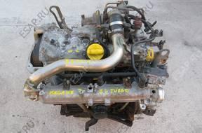 RENAULT MEGANE II ESPACE IV двигатель 2.0T 86.000KM