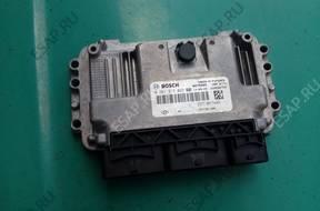 Renault Twingo 3 Smart 453 БЛОК УПРАВЛЕНИЯ 0261S12022