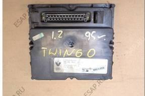 RENAULT TWINGO I 1.2 1995 год - БЛОК УПРАВЛЕНИЯ 7700864145