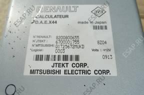 Renault Twingo II 1.5 DCI БЛОК УПРАВЛЕНИЯ 8200800655