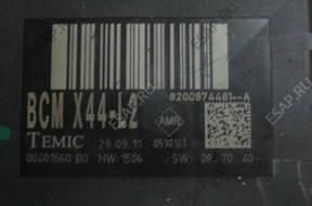 RENAULT TWINGO II БЛОК УПРАВЛЕНИЯ BCM X44-L2 8200874481A
