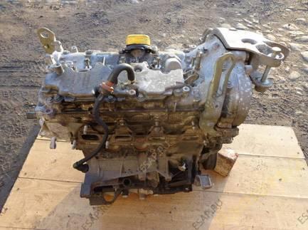 RENAULT VEL SATIS ESPACE 2.0 TURBO F4T двигатель