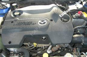 rf5c двигатель mazda MPV 5 2.0citd 02- 75tys serwisow