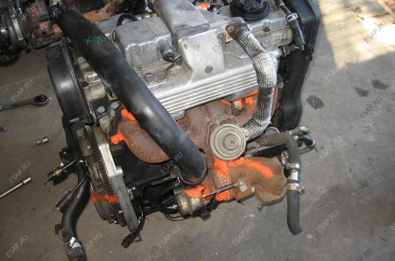 Купить новый контрактный после капремонта б/у двигатель