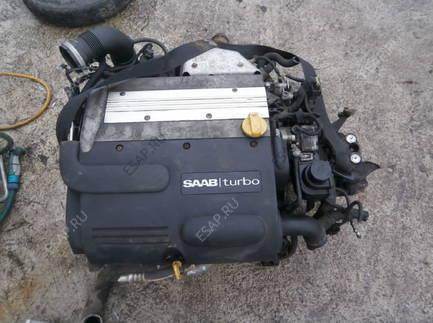 Двигатель SAAB 9-3 2 0T TURBO комплектный B207 GWARANCJ купить: цена