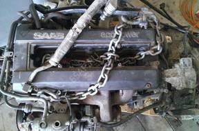 SAAB 9-3 двигатель motor engine 2.0T b205r 205KM aero