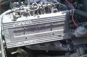 SAAB 900 2.0 T двигатель wa блок цилиндров engine krokodyl