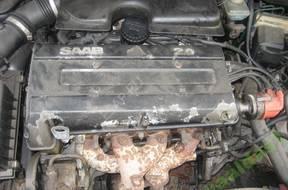 SAAB 900 93-96 год, 2,0B двигатель
