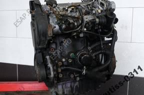 SCENIC LAGUNA 1.9 TD 97 двигатель комплектный F8QT