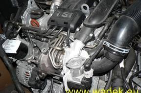 SKODA FABIA II - комплектный двигатель CBZ 1,2  7246 л.с.