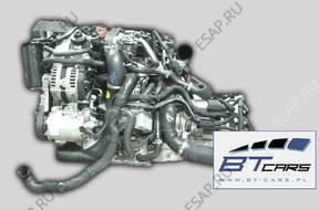 SKODA FABIA OCTAVIA SUPERB двигатель 2.0 TDi CBD CBDA