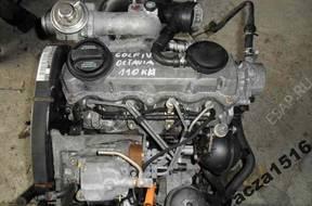 SKODA OCTAVIA 1.9 TDI 110KM ASV ALH двигатель GWARANC