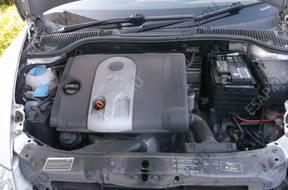 SKODA OCTAVIA ll 05r GOLF V двигатель 1.6 FSI 116KM