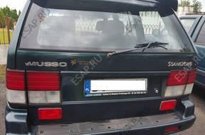 Ssangyong Musso 2,3 1998 двигатель бензиновый 2,3