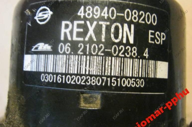 SSANGYONG REXTON  48940-08200 4894008200 06210904143