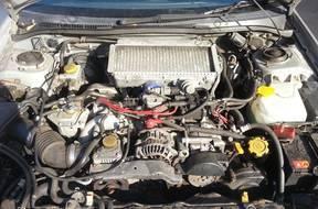 Subaru Impreza WRX 2001 2002 2003 2004 двигатель 2.0T