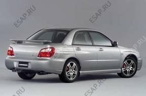 Subaru Impreza WRX 2001-2007 WSZYSTKIE CZCI W-WA