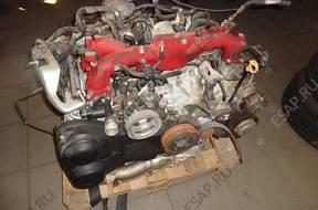 Subaru Impreza WRX STI 2007 2011 07 11 двигатель 2.5