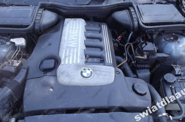 SUPEK SILNIKA BMW E39 530D 3.0 1998
