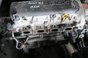 SUZUKI SWIFT MK6 1,3 BEN 04- двигатель M13A S25 MOTOR