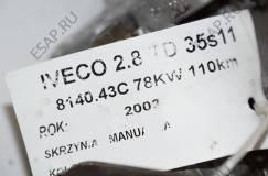 ТНВД BOSCH 0460424177 IVECO 2.8TD